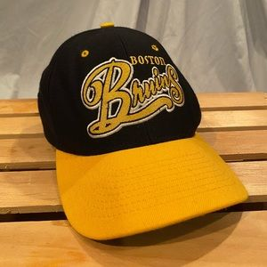 Boston Bruins Cap Snapback